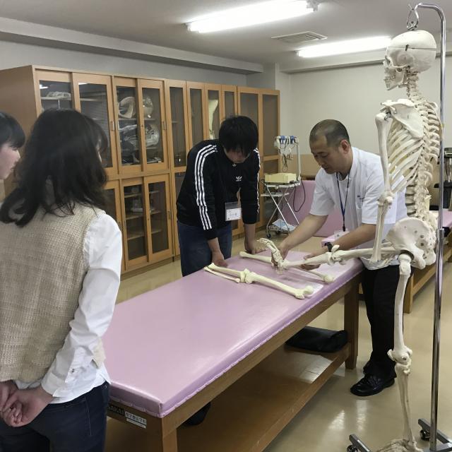 関西学研医療福祉学院 理学療法DAY(9~12月)3