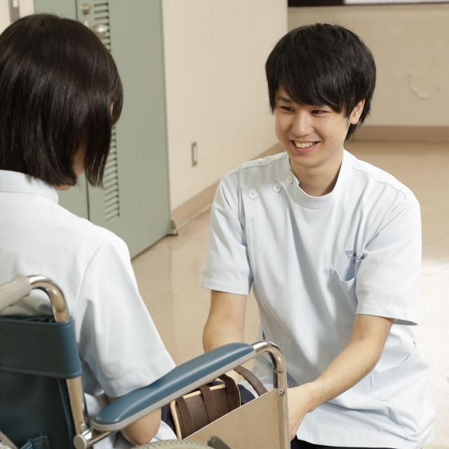 横浜YMCA学院専門学校 入試説明会2
