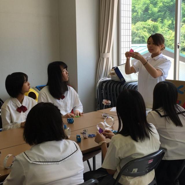 広島文化学園短期大学 ★保育学科★オープンキャンパス開催4