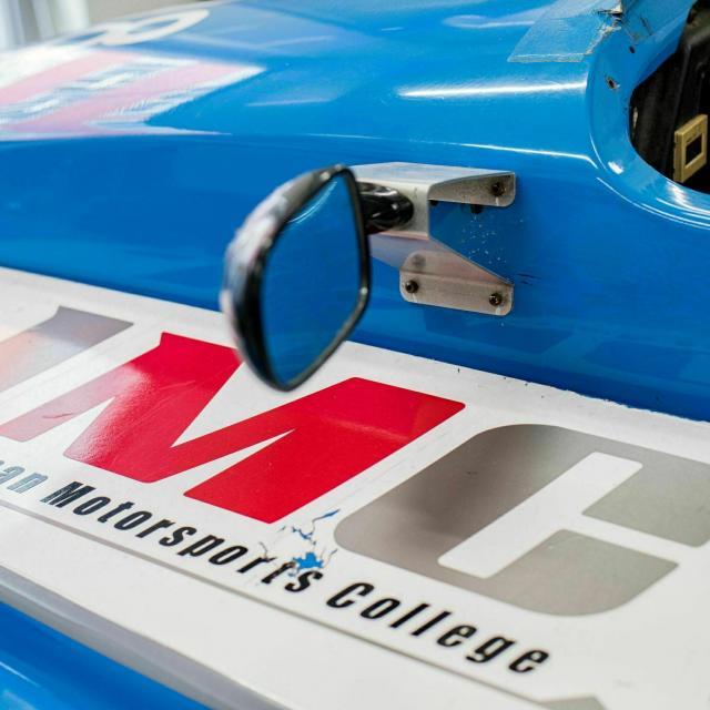 日本モータースポーツ専門学校大阪校 レーシングカーに触れてみよう!!【四輪レースメカニック】4