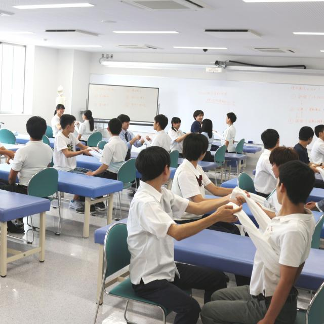 朝日医療大学校 6学科同時開催!オープンキャンパス◆AO入試対策講座も開催!3