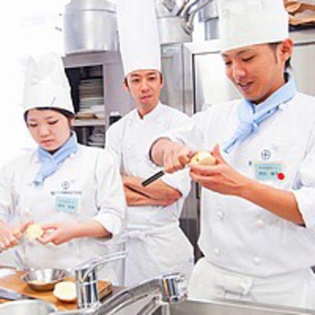 西東京調理師専門学校 実習授業が見学できる「夜間学校見学会」4