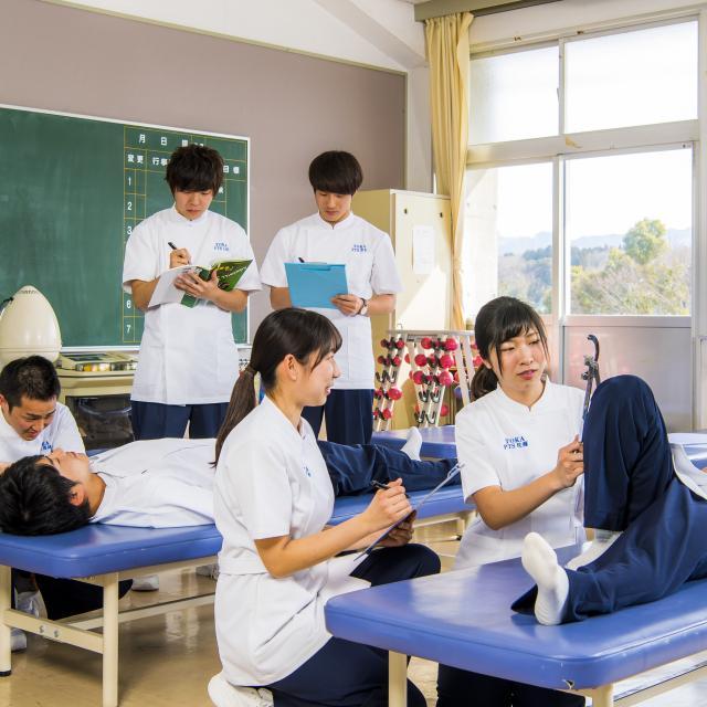 藤華医療技術専門学校 《12月》リハビリ系オープンキャンパス1