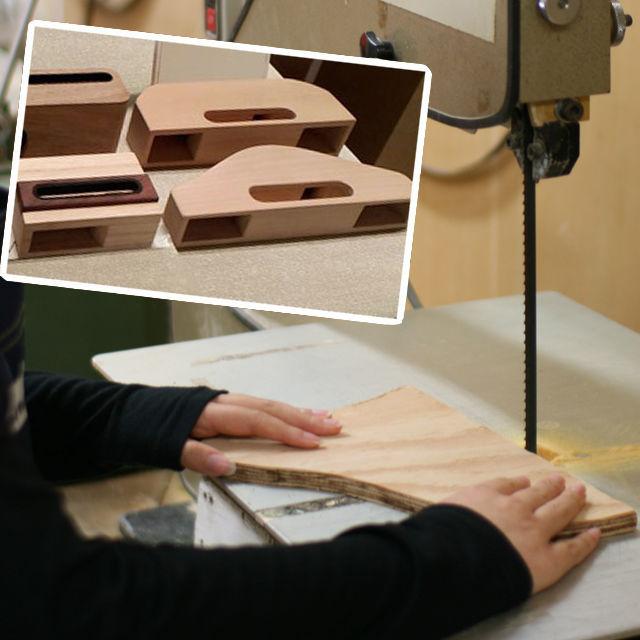 阿佐ヶ谷美術専門学校 【体験入学】手作り木工体験1