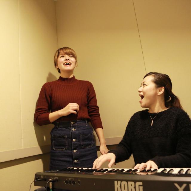 専門学校横浜ミュージックスクール 少人数2~3人で体験出来る!YMSの体験入学1