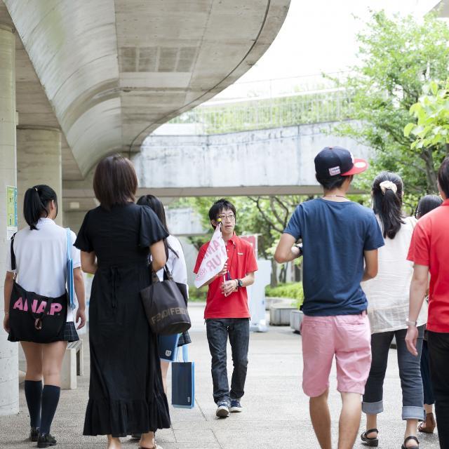 嘉悦大学 オープンキャンパス 2018年9月16日(日)1