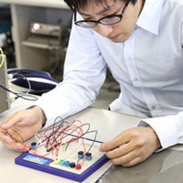 日本理工情報専門学校 体験イベント!「Arduinoマイコンを使おう!」2