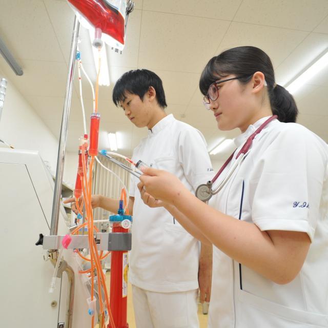 さくら総合専門学校 【2018】臨床工学科オープンキャンパス1
