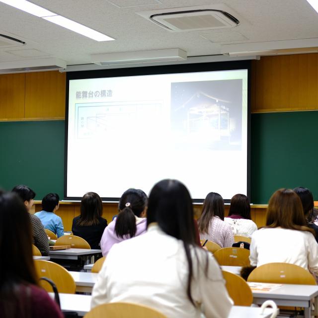 フェリス女学院大学 前期授業見学会1