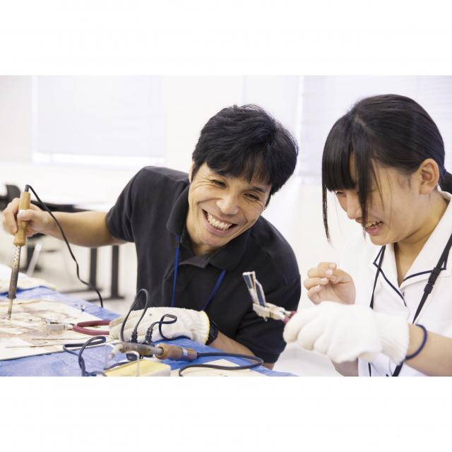 専門学校 麻生医療福祉&観光カレッジ 【介護福祉分野】オープンキャンパス開催3
