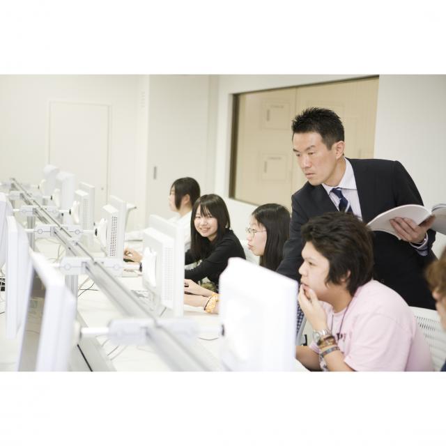 大阪情報コンピュータ専門学校 体験入学~OICから未来が起動する!2