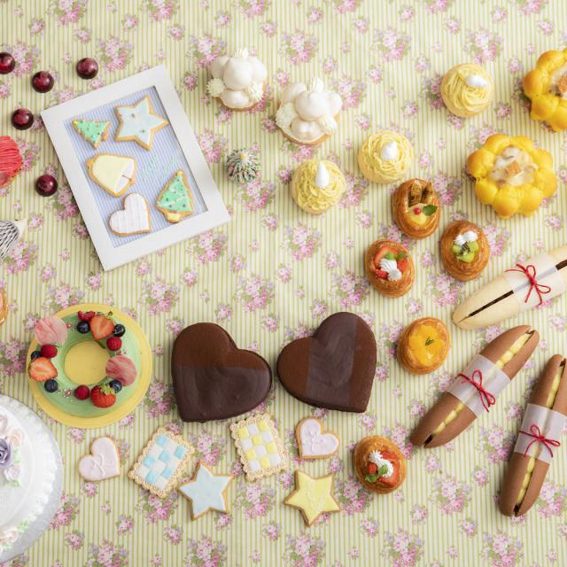 国際製菓専門学校 練りきりハリネズミ♪2