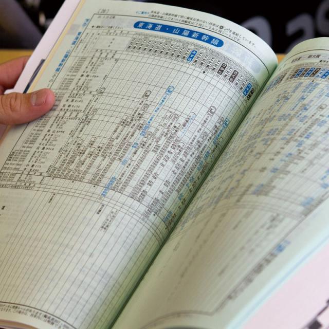九州観光専門学校 4月の体験入学(鉄道)2