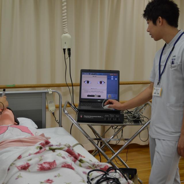 北海道医薬専門学校 入試説明会(看護学科)3