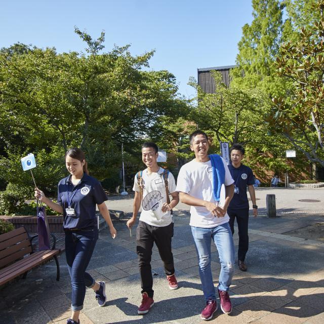 桃山学院教育大学 桃山学院教育大学を深く知る!オープンキャンパス20183