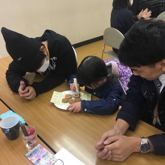 大阪保育福祉専門学校 法人内施設の子どもと一緒にバレンタインスペシャル♪3
