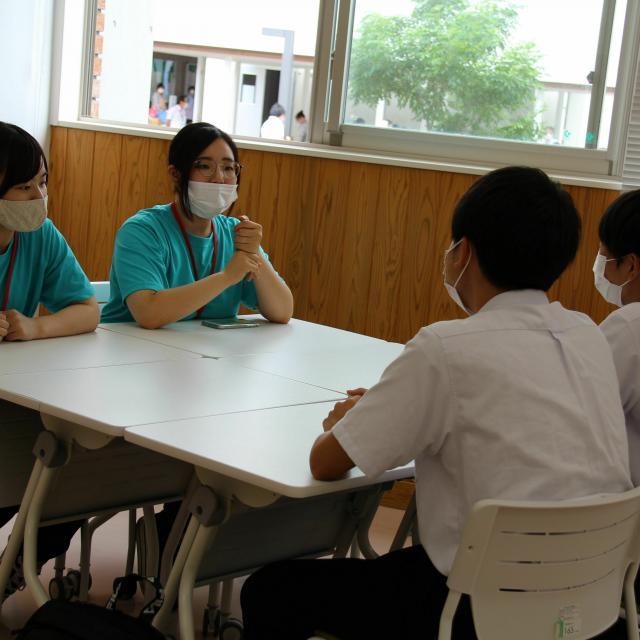 宮崎学園短期大学 夏のオープンキャンパス3