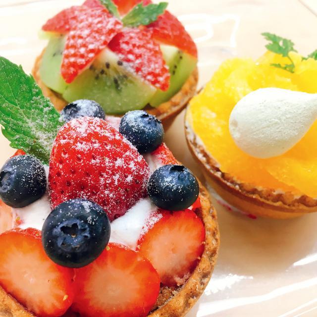 名古屋スイーツ&カフェ専門学校 【作って!食べて!相談も!】オープンキャンパス1