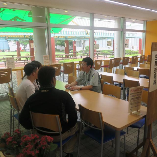 近畿職業能力開発大学校 オープンキャンパス【電子情報技術科】2