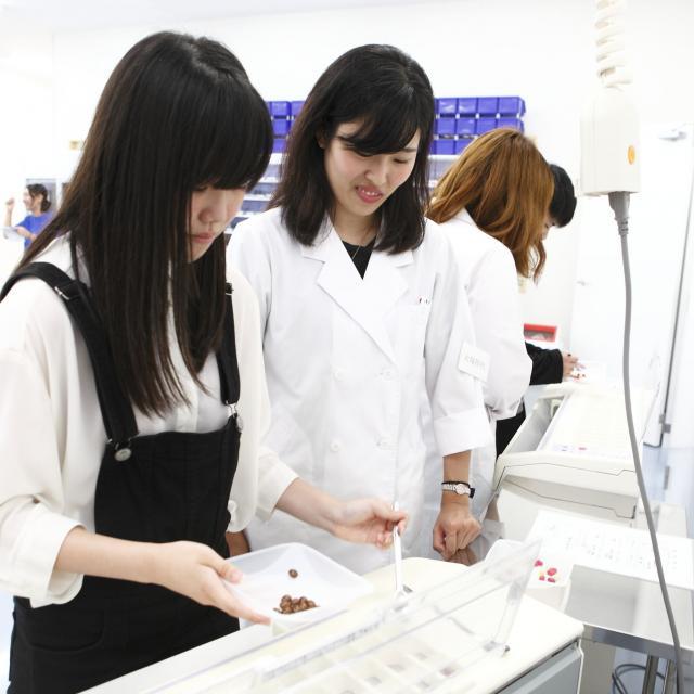 北海道医療大学 オープンキャンパス2021(薬学部)1