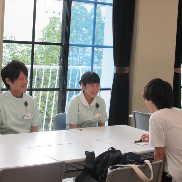 近畿大学附属看護専門学校 平成30年度オープンキャンパス4