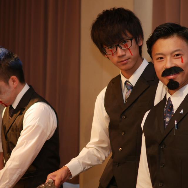 仙台YMCA国際ホテル製菓専門学校 学園祭3
