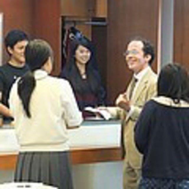 日本ホテルスクール 高校1・2年生対象オープンキャンパス1