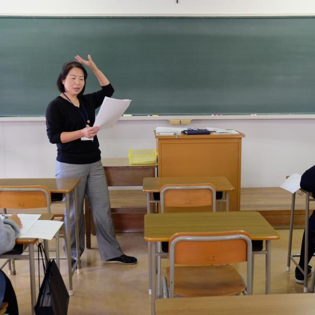 神戸海星女子学院大学 3月のオープンキャンパス(個別相談型)1