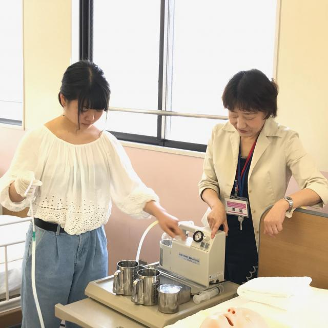 関西学研医療福祉学院 介護福祉DAY!!(9~12月)3