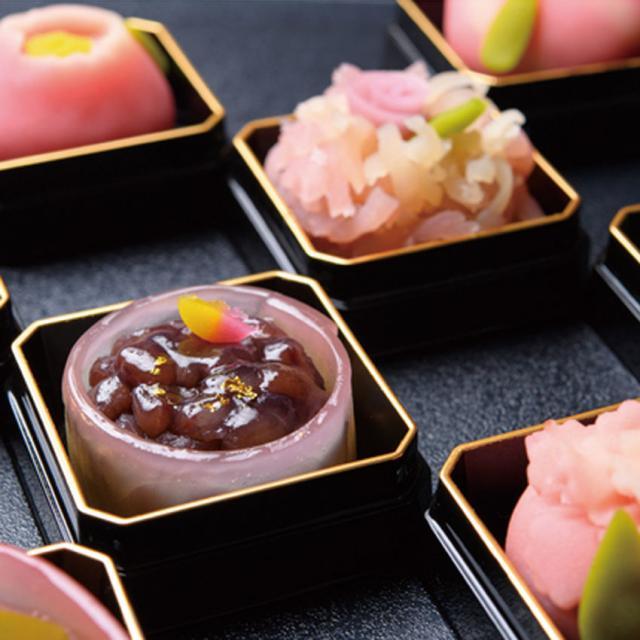 西武調理師専門学校 美しい和菓子づくりとしっとりいなり寿司1