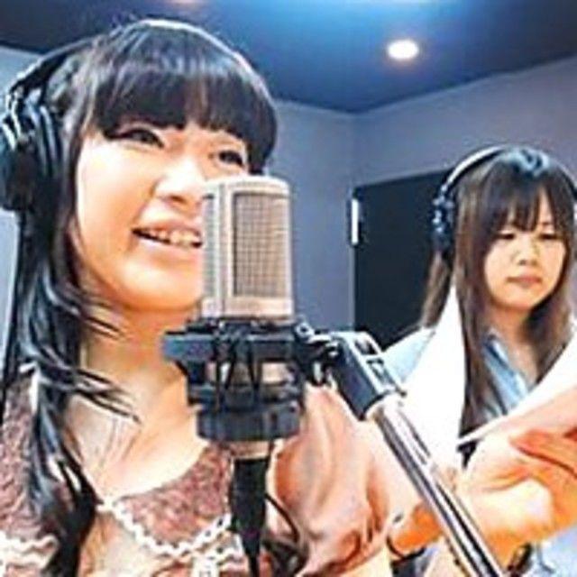 名古屋スクールオブミュージック&ダンス専門学校 アニメアフレコ体験1