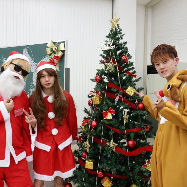 旭美容専門学校 12/16(日)クリスマスSP1