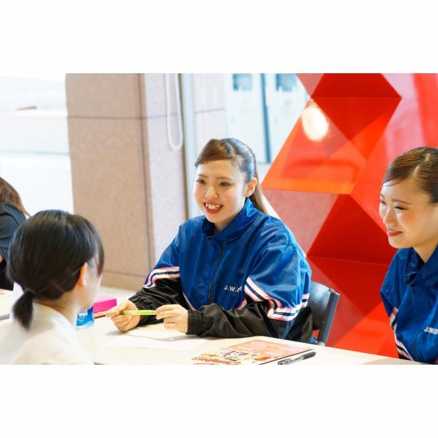 日本女子体育大学 進学相談会 in 学園祭2