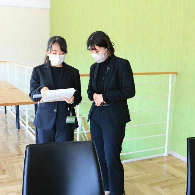 専門学校ビーマックス クイズde学ぶ!「結婚式」の裏側o○☆+入試対策講座2