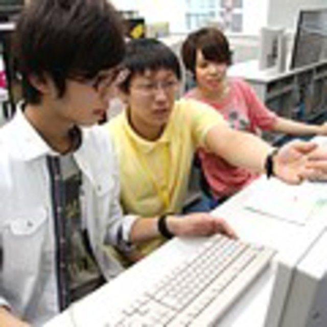 トライデントコンピュータ専門学校 ☆体験入学2018☆【ゲーム・CG・Web・CAD・IT】1