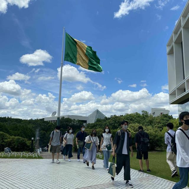 名古屋商科大学 《日進キャンパス》OPEN CAMPUS '20211