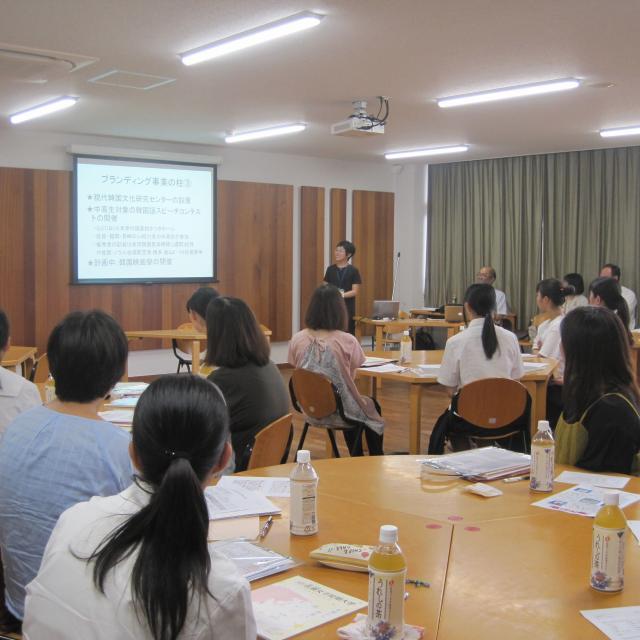 佐賀女子短期大学 ミニオープンキャンパス20191