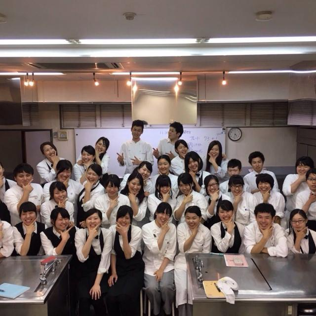 中川学園調理技術専門学校 ★☆ 高校1・2年生の方へ☆★ 夏の学校見学会【先着40名】2