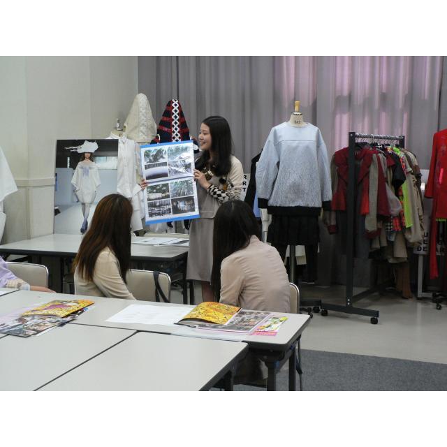 大阪文化服装学院 My Brandを実現! スーパーデザイナー学科説明会2