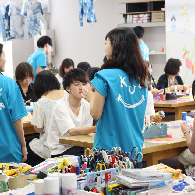 関西国際大学 関西国際大学オープンキャンパス2018 in尼崎4