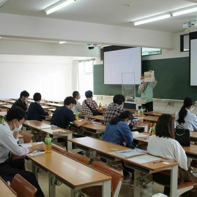 浅野工学専門学校 【横浜で学ぶ浅野の建築とは】見て聞いて話せる『進路相談会』2