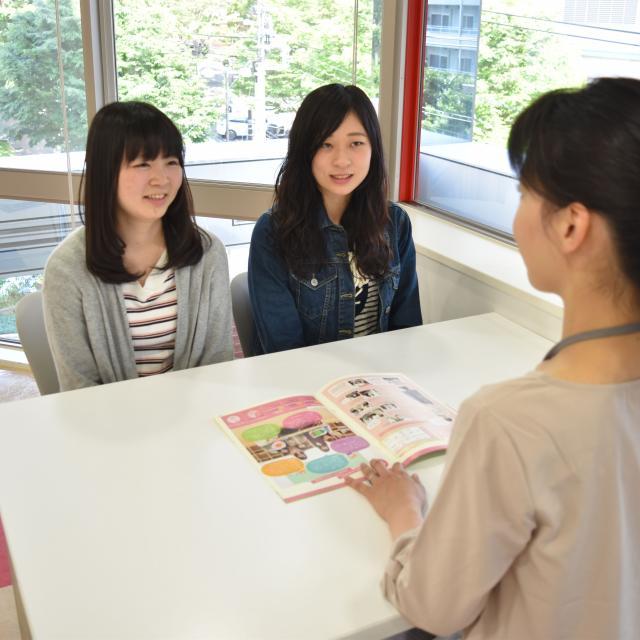 横浜保育福祉専門学校 高校2年生のためのプチオープンキャンパス4