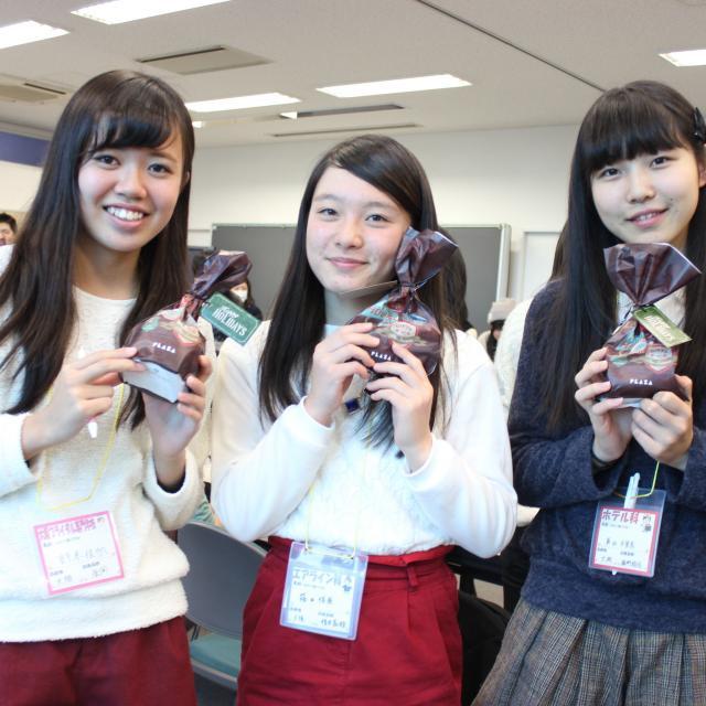 大阪ホテル専門学校 【高校1・2年生対象】ウィンタースクール2