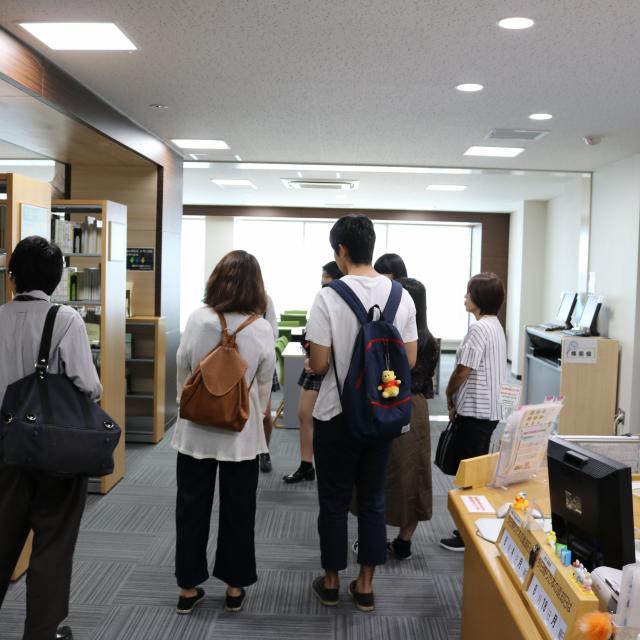 東京福祉大学 王子キャンパス 春のオープンキャンパス1
