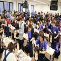 11月18日やってみたかったを実現するオープンキャンパス/神戸ベルェベル美容専門学校
