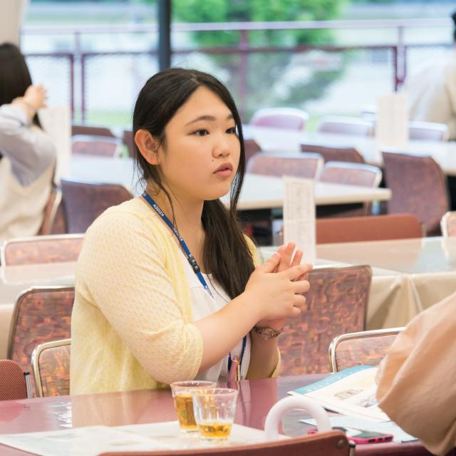恵泉女学園大学 秋オーキャン情報~AO・推薦対策講座まだまだ続きます!3