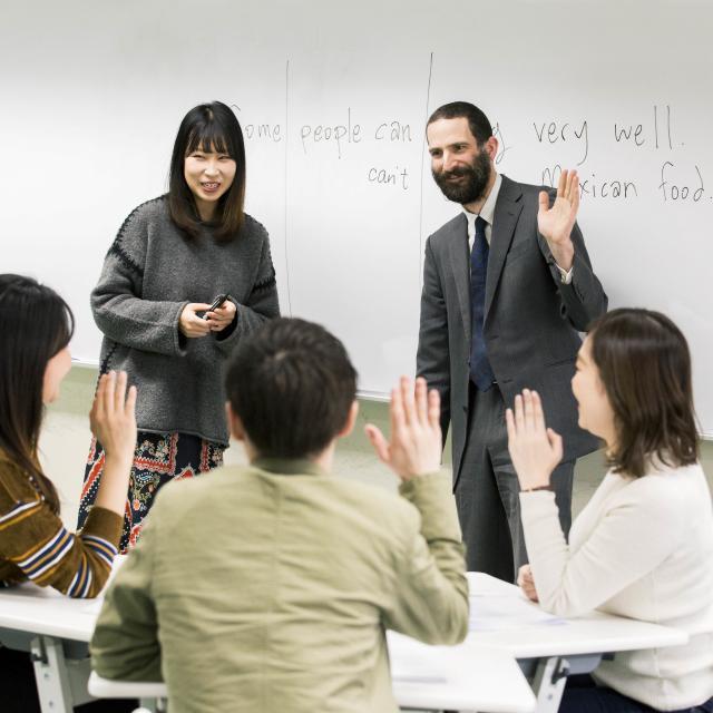 早稲田外語専門学校 学校説明会3