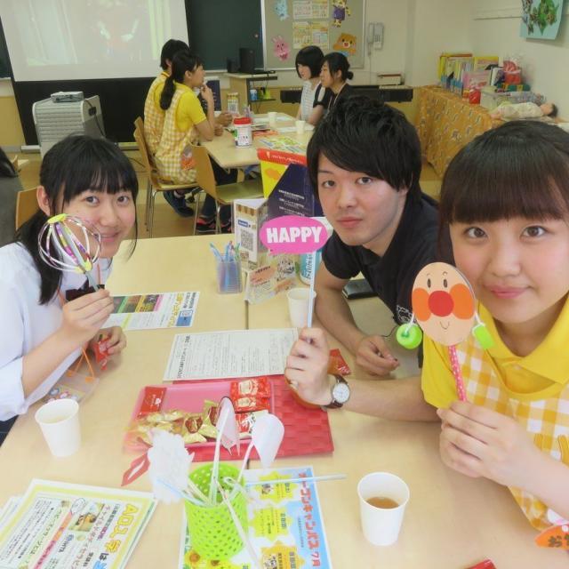 大阪こども専門学校 参加特典いっぱいのオープンキャンパス&保護者説明会4