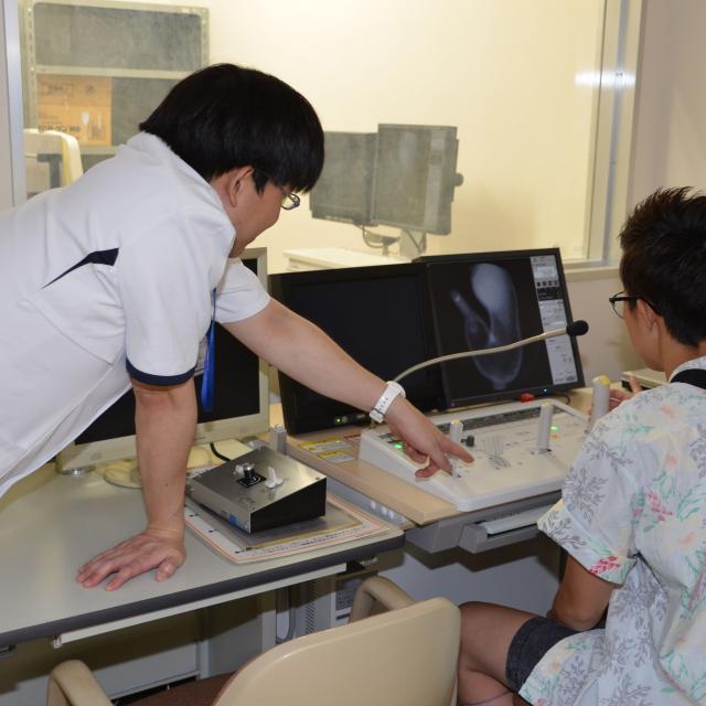城西放射線技術専門学校 学校説明会4