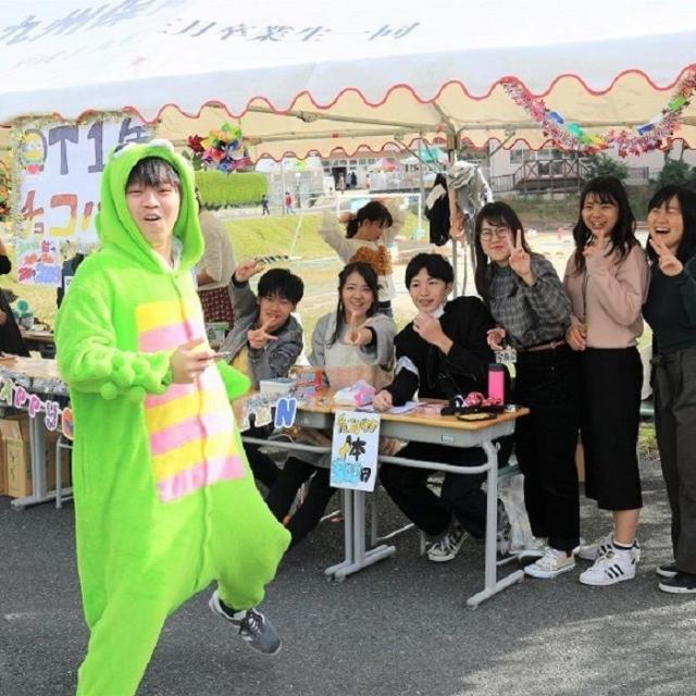 北九州リハビリテーション学院 青龍祭(学園祭)4